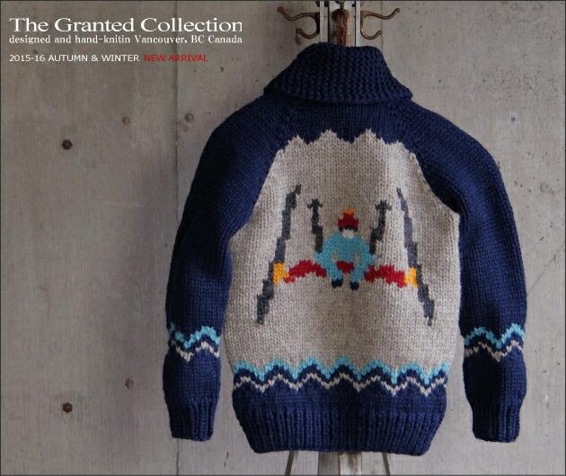 グランテッド(2015-16年・秋冬新作)