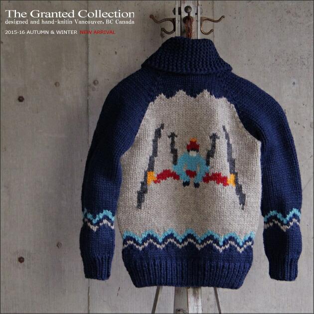カナダの伝統的なパターンにとらわれない斬新なデザインで注目を集める