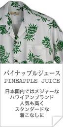パイナップルジュース(PINEAPPLE JUICE)