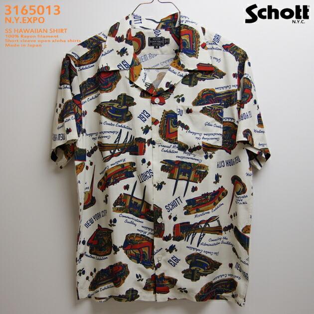 ショット(SCHOTT)SCH3165013 N.Y.EXPO(ニューヨークエクスポ) ベージュ