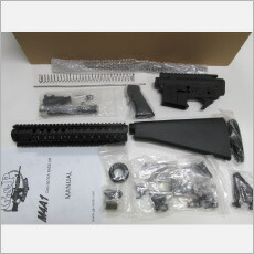 送料無料 G&P WOK M16A4RAS GBB組立KIT新品