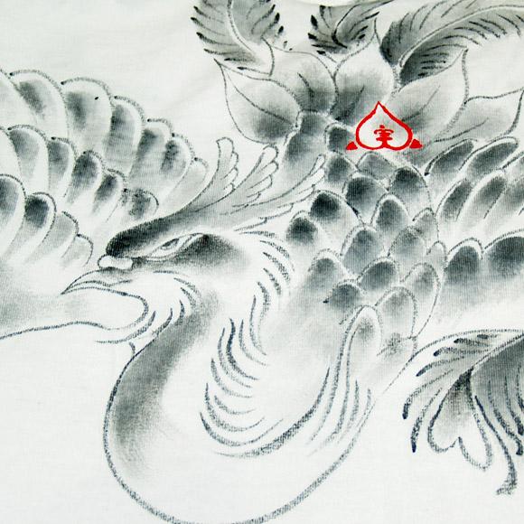 凤凰衣服花纹贴图