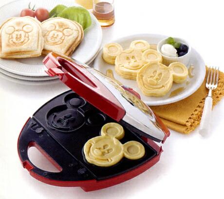Formas para fazer waffles