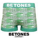 ★ BETONES (ビトーンズ) contest Boxer shorts ★ HANDSOME/DOODLE MONSTER/SABANNA men underwear men's women's underwear gifts birthday present boyfriend men's