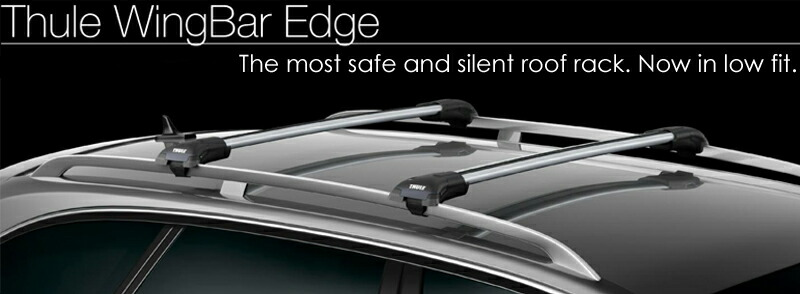 Thule wingbar edge 9585