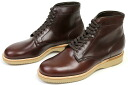 Alden service boots chrome Excel dark brown (ALDEN 45960H)