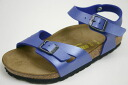 Original spec! Birkenstock kids Sandals Rio アイスパール Opal ( BIRKENSTOCK Rio Ice Pearl Opal )