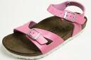 Heart Birkenstock Bilkey kids Sandals Tuvalu pink ( Heart Pink Glimmer to Tuvalu Birki's BIRKENSTOCK )