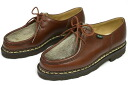 Paraboot Tyrolean ミカエルフォック Marron ( Paraboot MICHAEL/PHOQUE MARRON )