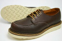 REDWING RW-8109 (Red Wing cut work-Oxford mahogany) 10P28oct13