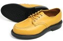 REDWING RW-8022 (red wing low-frequency cut supermarket sole Oxford Maize Mustang)