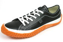 スピングルムーブ smooth leather low cut 101 black × orange ( SPINGLE MOVE SPM-101 Black/Orange ) ( スピングルムーヴ )