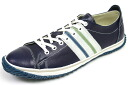 Spingarmove kangaroo leather low cut 198 Navy ( SPINGLE MOVE SPM 198 Navy ) ( スピングルムーヴ )