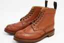 Trickers country boots ウィングチップブローグ C シェイドゴース ダイナイトソール ( SHADE Boots C, Tricker's l2508 Brogue GORSE )