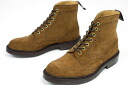 Snuff-レペロ-suede ウィングチップブローグ boots country trickers ( REPELLO Boots SNUFF, Tricker's m2508 Brogue SUEDE )