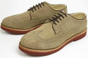 Walk over Cambridge ダーティーバックス suede ( WALK-OVER CAMBRIDGE DIRTY BUCK SUEDE #71546 ) (wing tips) 10P28oct13