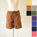 gramicci pants Wapping belt cotton shorts and ws1-1100-56j (10 colors) (S & M)