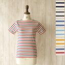 orcival オーシバル / オーチバル clx cotton round / cotton ボーダーショートスリーブ T clxeid-b212 (6 colors) (S, M, L)