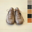 All trippen トリッペン tyler race up leather flattie, tyler-nub-11, waw-01( five colors)