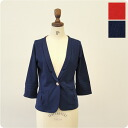 Until 7/30 23:59! All two colors of denicher デニシェフロントテーラード T-cloth jacket, urj-2372( )(M)
