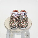 study study the floral drop/ flower print low-frequency cut sneakers, sty-fw1208