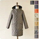 Armen Amen reversible quilted hood coat-nam0681 (10 colors) (M-L)