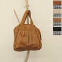 Enigma Enigma / イニグマ gather Pocket Leather Boston bag-5524202101 (3 colors)