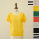 All eight colors of mao made ramie maid puff short sleeve linen knit, 231136, 231136b( )(M)