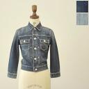 yanuk Inuk USED denim jacket & 571921 (2 colors) (XS-S)