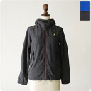 All fred perry fred perry mesh liner nylon parka, f6163( two colors of )(S, M)