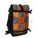 4 / 26 up to 23:59! ethnotek エスノテック raja pack / Raja Pack Viet Nam patchwork design backpack (unisex)
