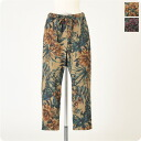 11 / 12 Up to 1:59! midiumi ミディウミ print pants and 1-762336 (2 colors) (S & M)