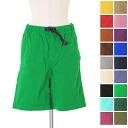 GRAMICCI pants Gramicci Shorts / claiming cotton shorts-1117-56 j (all 18 colors) (unisex)