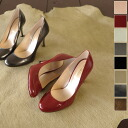 strict strict multi stiletto enamel pumps-511t000627 (8 colors)
