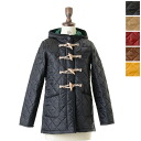 LAVENHAM lavenham DOVERCOURT and Dover Court quilted Duffle coat (5 colors) (S, M, L)