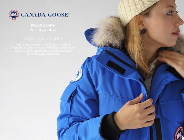 Canada Goose' PBI Expedition Parka - Women's Medium - Royal PBI Blue