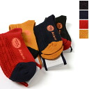FilMelange Phil melange ALAN/ alane by color knit socks (all four-colored )(M))
