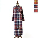 FIVE Brother Industries five brother light flannel western shirt-dress .1513198 (all three colors of )(S, M, L))