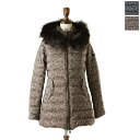 TATRAS タトラス ORBONA FLTC Leopard / reversible down coat オルボナ-LTA14A4350 (2 colors) (S, M, L)