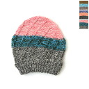 All three colors of anapau アナパウ Sangaku Knit Cap/ mountains knit cap, h-1308( )(unisex)