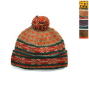 The Bagmati Bagmati native Pom knit CAP, 83816 (4 colors) (unisex)