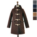 All traditional weatherwear traditional weather wear FILTON/ Filton boucle quilting duffel coat, 2004j( five colors of )(M, L)