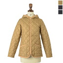LAVENHAM lavenham CRAYDON LIBERTY / クレイドンリバティ hood Quilted Jacket (6 colors) (S, M, L)