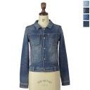 YANUK Inuk DENIT JEAN JACKET / denit Jean jacket-57133004 (XS, S, M)