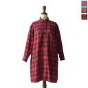 individualized shirts individualized shirts 1869 FLANNEL CHECK ONE PIECE / frannelczekwan pieces (3 colors) (M) [10P01Nov14]