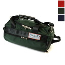 BAD BAGS bad bugs Best American Duffle/1.5 3way Duffle Bag (3 colors) (unisex)