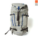 Patagonia Patagonia Ascensionist Pack 35L / アセンジョニスト Pack 35 L / 47995 (2 colors) (unisex)