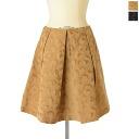 Espeyrac エスペラック レオパードジャ guard flare skirt & 1413404 (2 colors) (M-L) SS0601