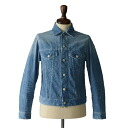 A Vontade Avon Taj antique wash Indigo corduroy jacket-vtd-0217-jk-11 (S, M, L)