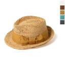 REBECCA Rebecca Ribbon straw hat-2122 (5 colors)